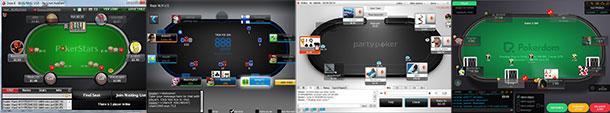 онлайн румы для покера